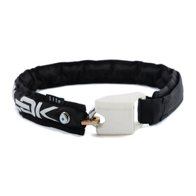 Hiplok Lite Bike Lock white/black